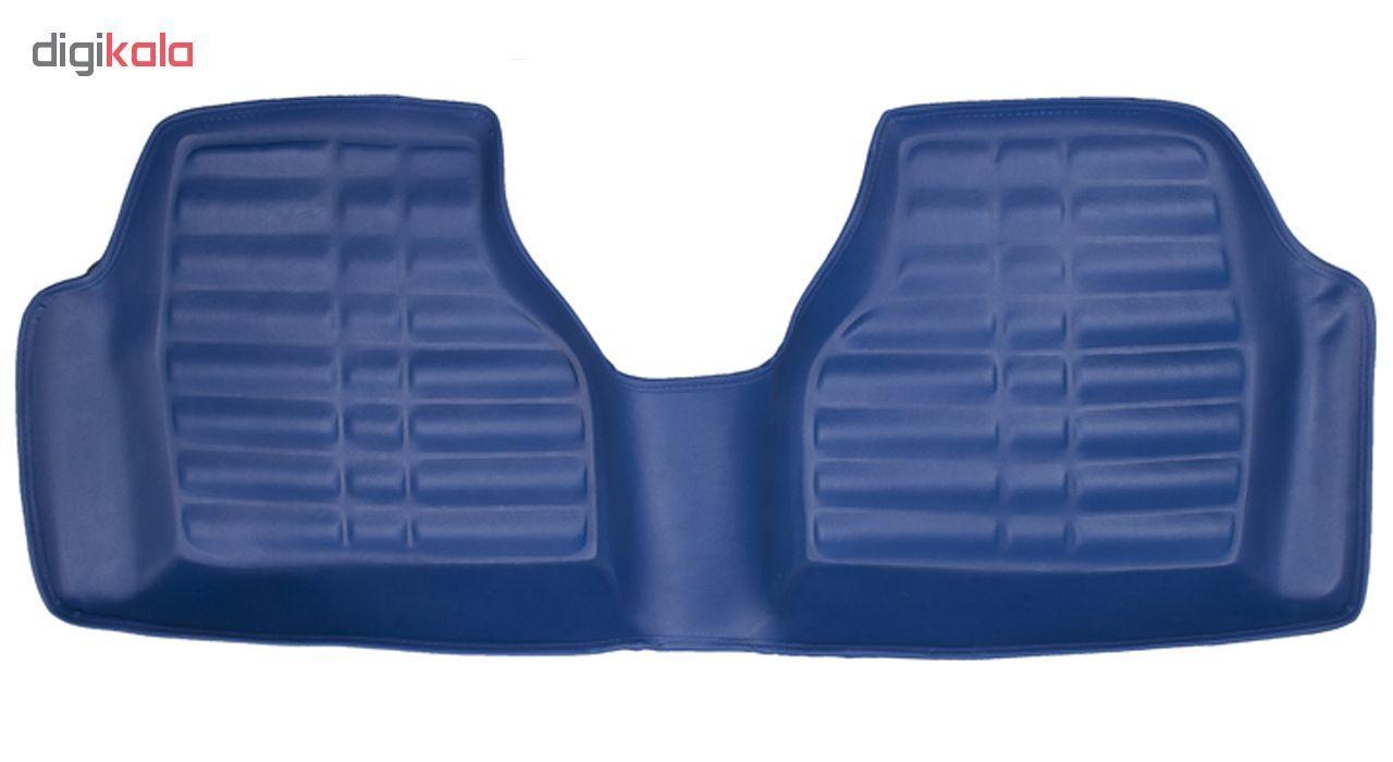 کفپوش سه بعدی خودرو Sport Car مدل P2 مناسب برای پژو 405، پرشیا، سمند و رانا main 1 3