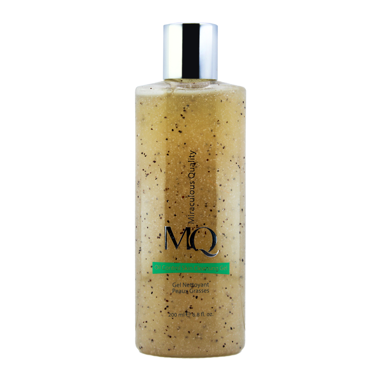 قیمت ژل پاک کننده آرایش ام کیو مدل Oil Cpntrol skin حجم  200 میلی لیتر