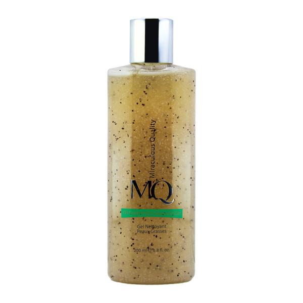 ژل پاک کننده آرایش ام کیو مدل Oil Cpntrol skin حجم  200 میلی لیتر