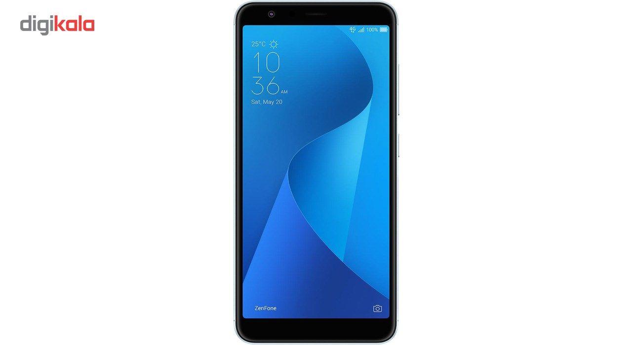 گوشی موبایل ایسوس مدل Zenfone Max Plus ZB570TL دو سیم کارت ظرفیت 32 گیگابایت main 1 1