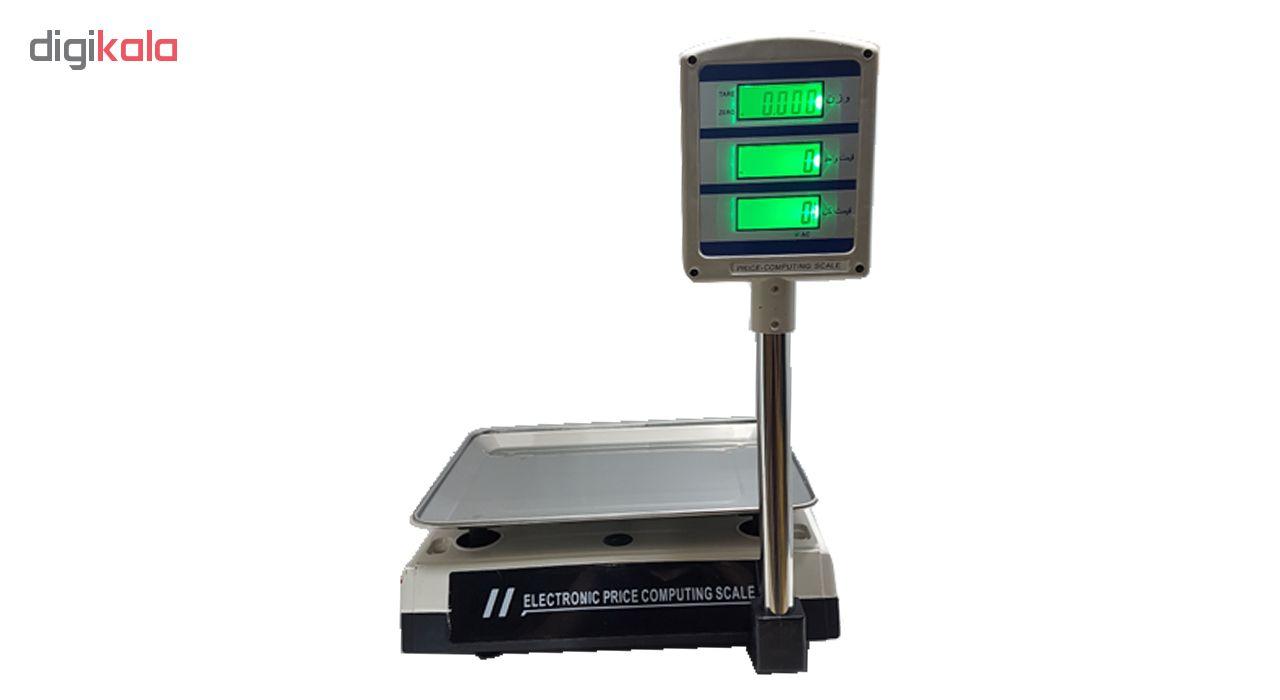 قیمت                      ترازو فروشگاهی اطلس مدل 40kg