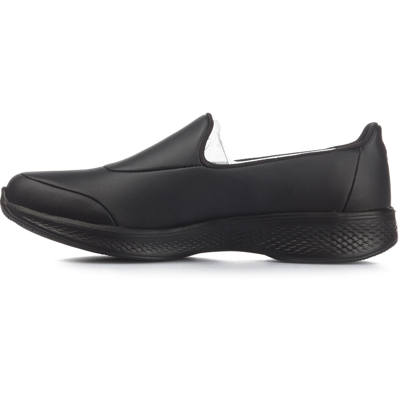 کفش مخصوص پیاده روی زنانه اسکچرز مدل Go Walk 4 کد 14911-BBK