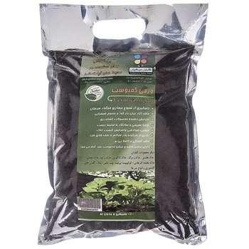 کود ورمی کمپوست گلباران سبز بسته 2 کیلوگرمی