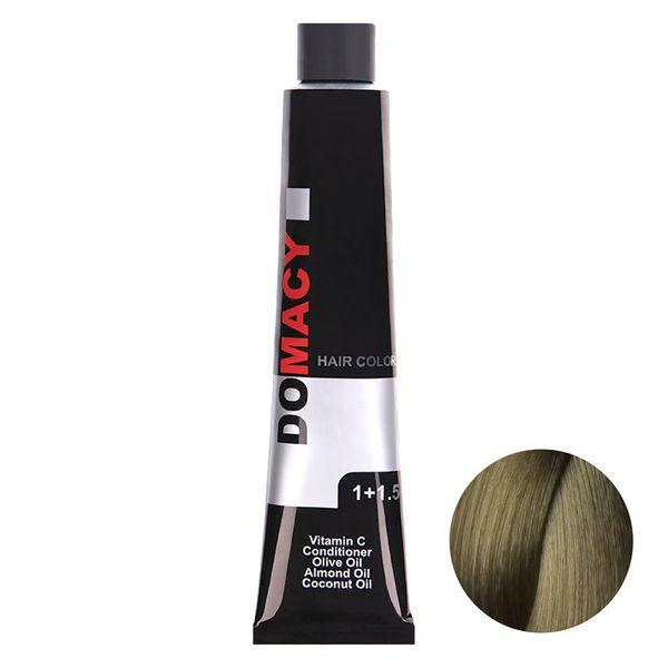 رنگ مو دوماسی سری هایلایت شماره 12.01 حجم 120 میلی لیتر رنگ شنی