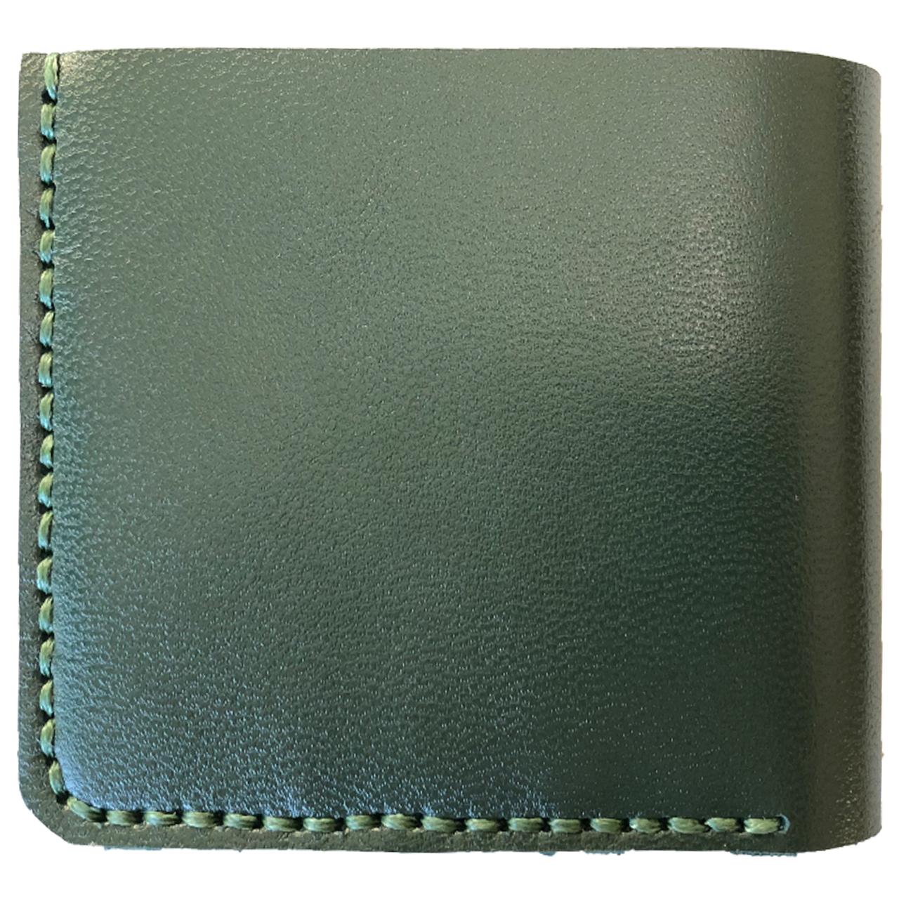 کیف پول چرم طبیعی ای دی گالری مدل B2-G