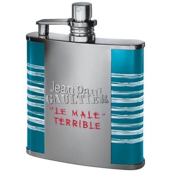 ادو تویلت مردانه ژان پاول مدل Le Male Terrible flask حجم 125میلی لیتر