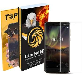 محافظ صفحه نمایش تاپیکس مدل Ultra Full HD مناسب برای گوشی موبایل نوکیا 6.1