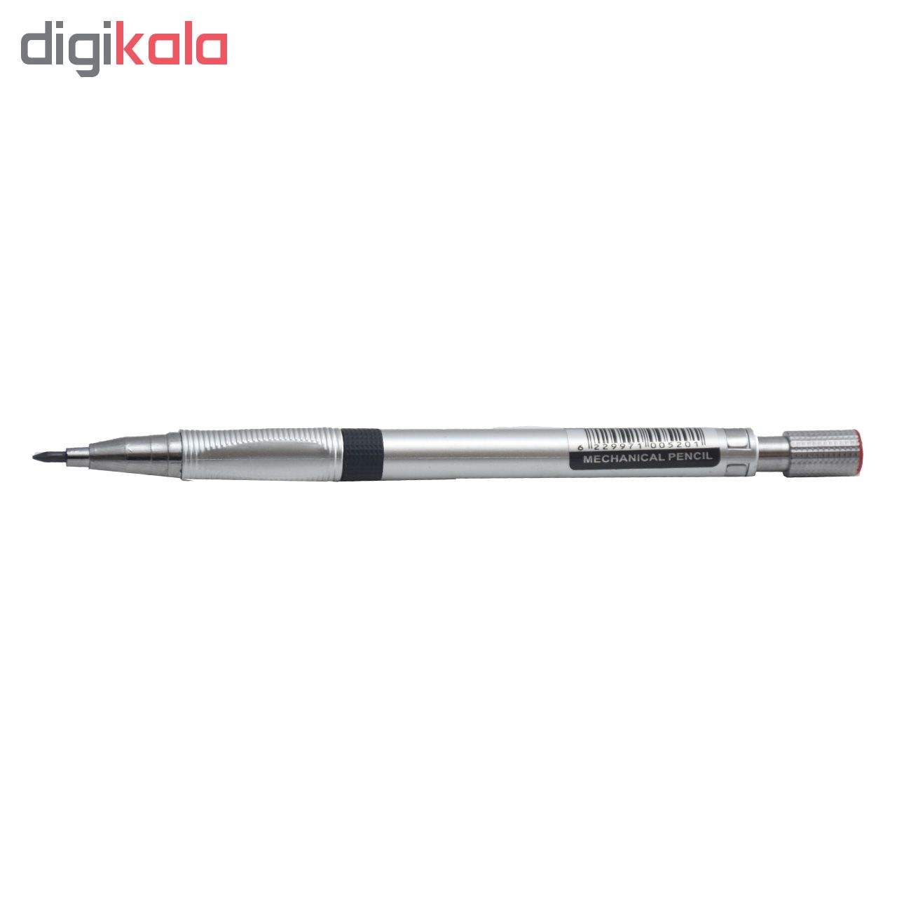 مداد نوکی 2 میلی متری مدل TH-520 main 1 3
