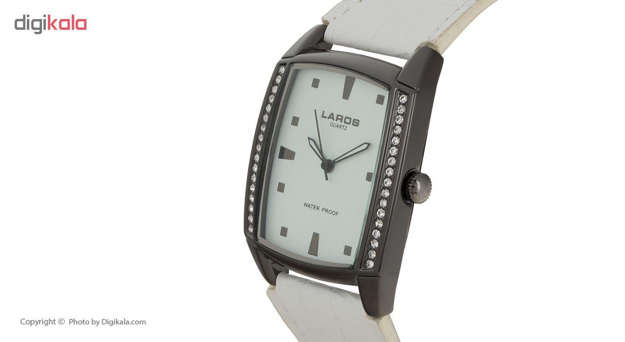 ساعت مچی عقربه ای لاروس مدل No 0814-79431-s