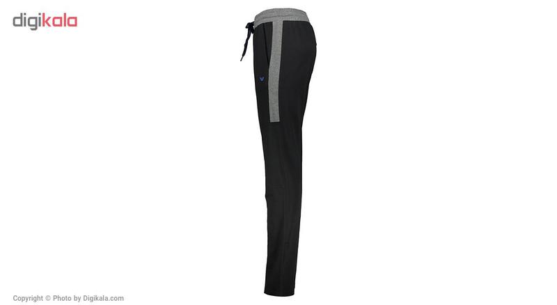 شلوار ورزشی مردانه بیلسی مدل TB18MH05S3013-1-SIYAH