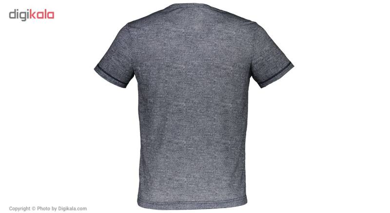 تی شرت مردانه بیلسی مدل TB18ML07S3894-1-BLACKSNOW