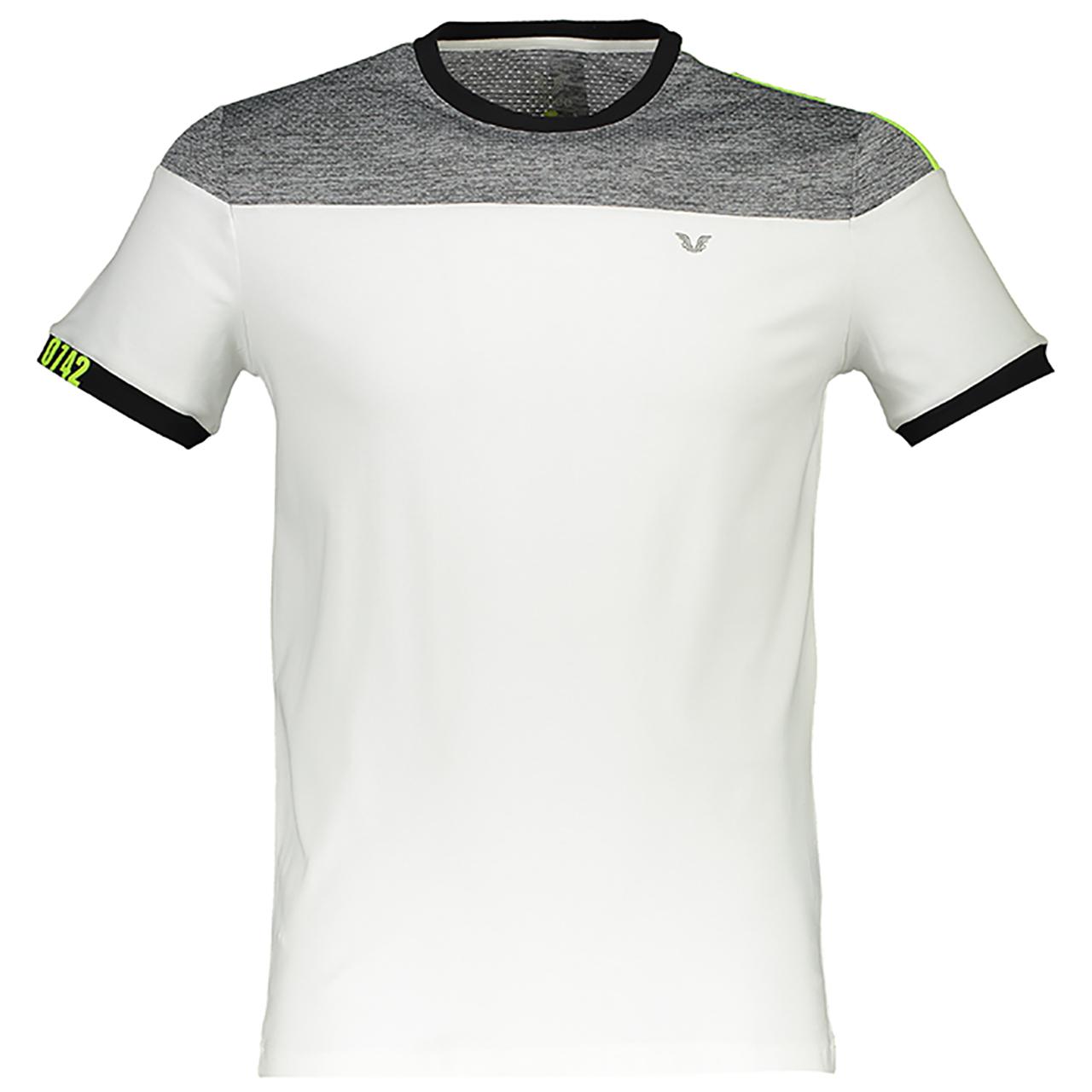 تی شرت ورزشی مردانه بیلسی مدل 71E1320-SP-BEYAZ