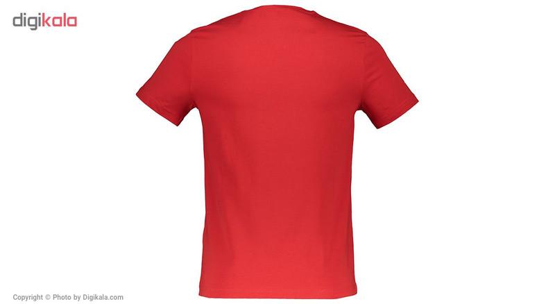 تی شرت مردانه بیلسی مدل 71E1323-SP-KIRMIZI