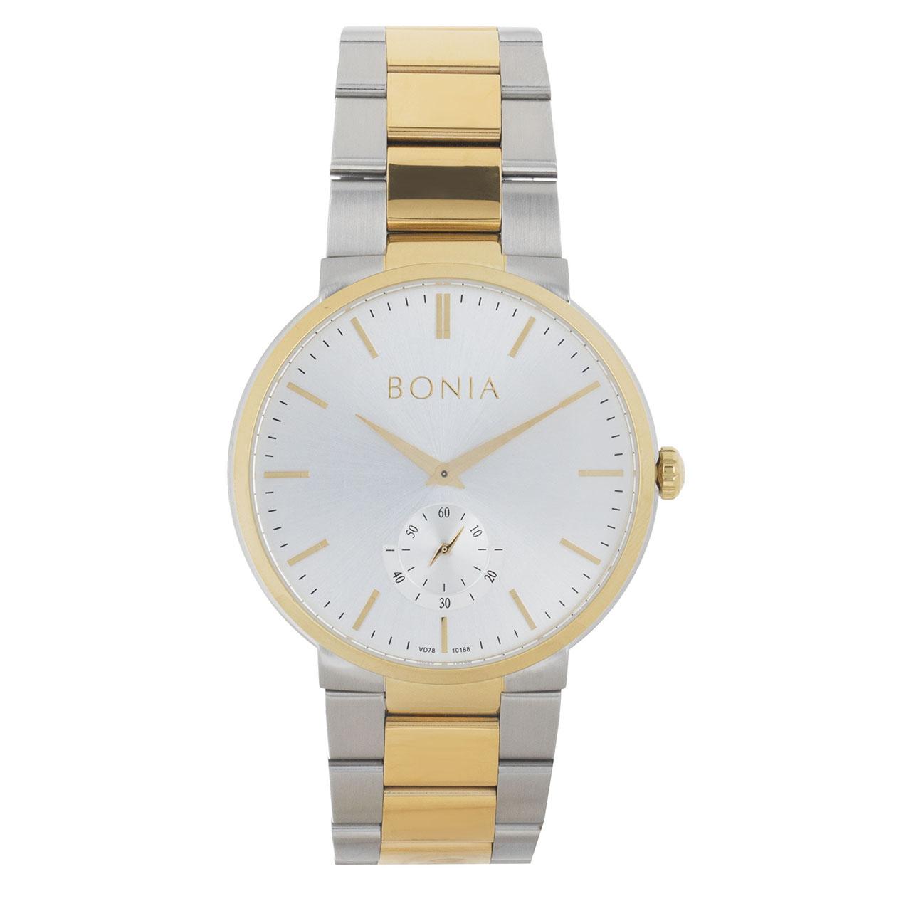 خرید ساعت مچی عقربه ای مردانه بونیا مدل BNB10188-1112S
