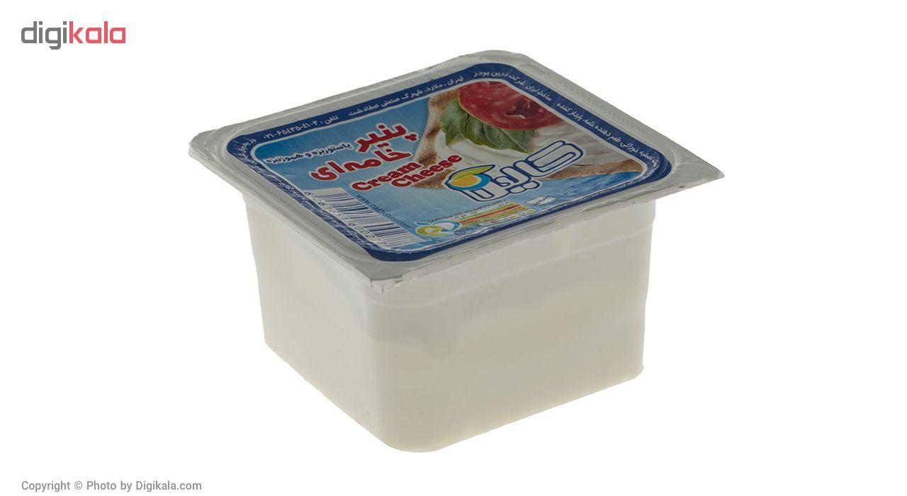 پنیر خامه ای کالین مقدار 80 گرم