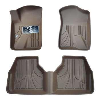 کفپوش سه بعدی خودرو مکس مدل K009 مناسب برای دنا