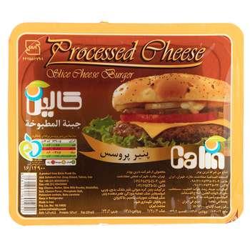 پنیر پروسس چدار ورقه ای کالین مقدار 180گرم
