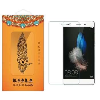 محافظ صفحه نمایش شیشه ای کوالا مدل Tempered مناسب برای گوشی موبایل هوآوی P8 Lite