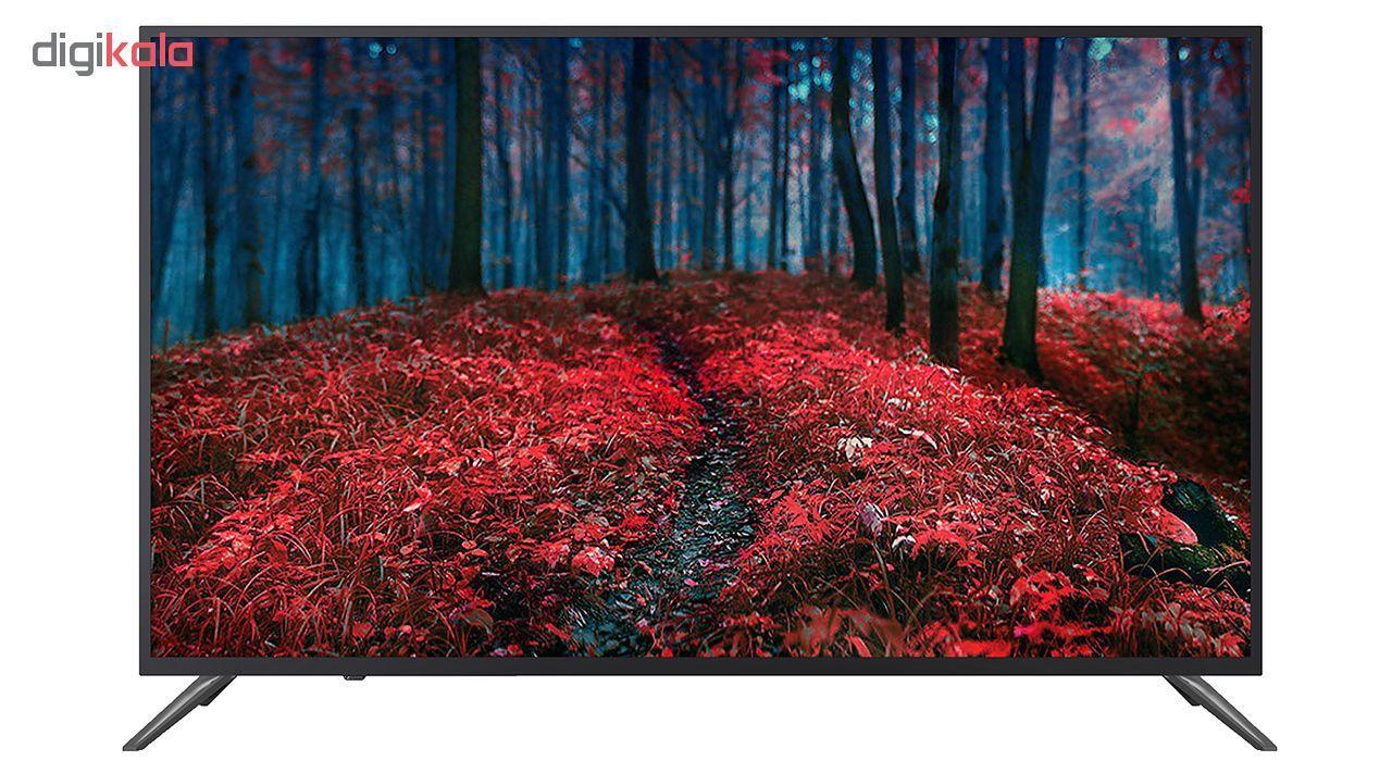 تلویزیون ال ای دی هوشمند شهاب مدل SH102U1 سایز 55 اینچ main 1 1