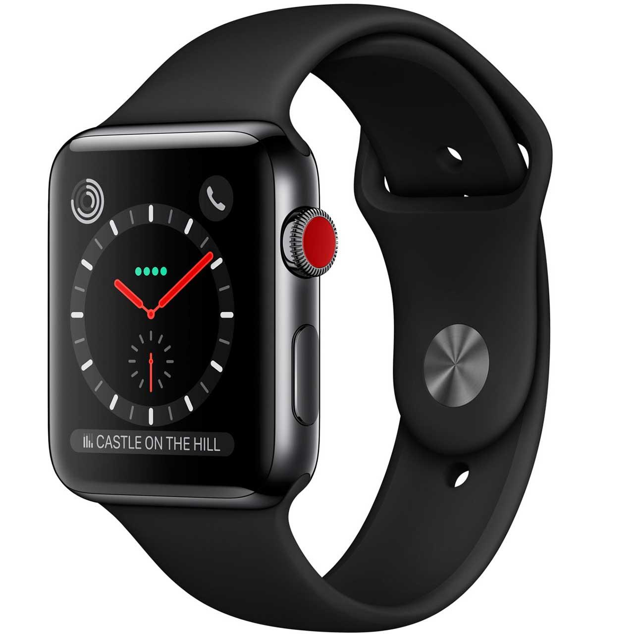 خرید ساعت هوشمند مدل  IWO -5  همراه  دو بند اضافه  و محافظ صفحه نمایش