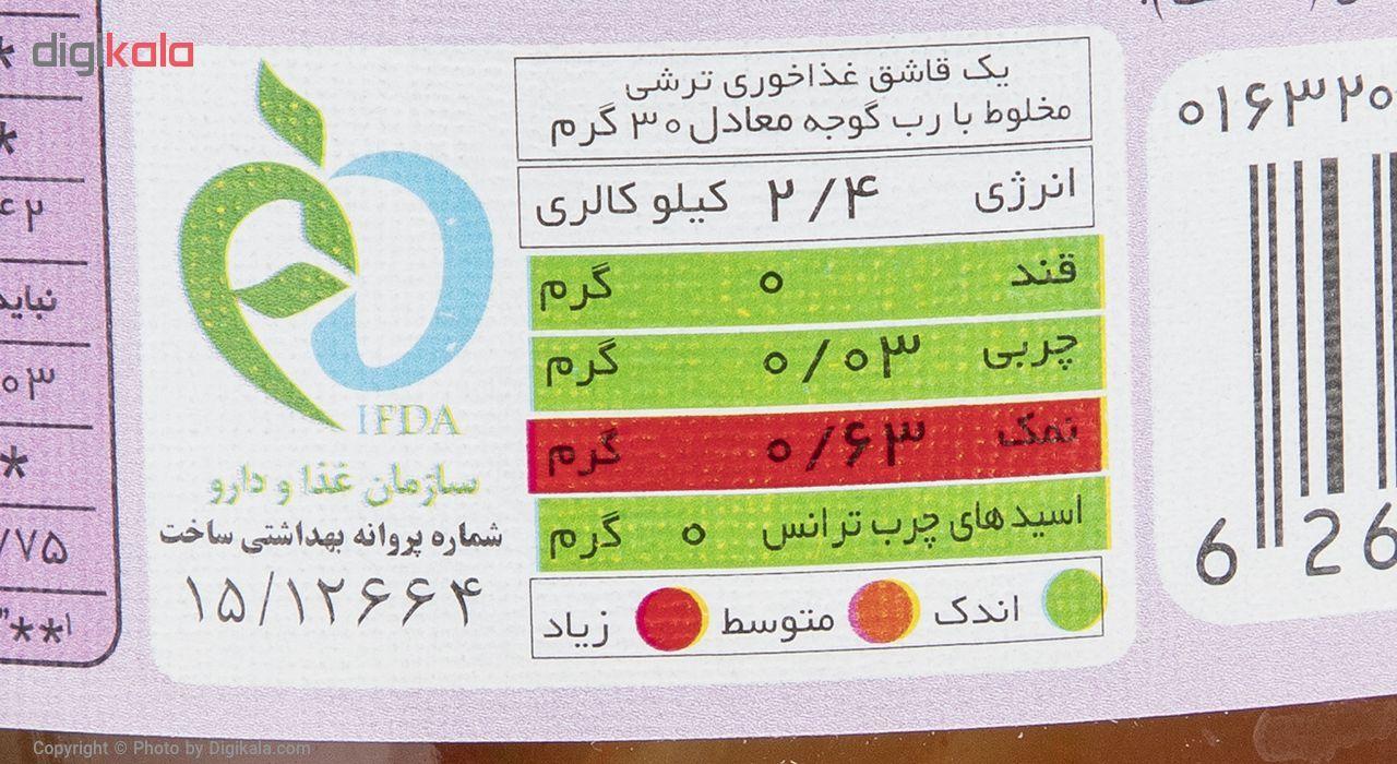 ترشی مخلوط  با رب گوجه فرنگی اصالت مقدار 680 گرم main 1 3