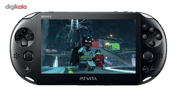 کنسول بازی سونی مدل Vita کد PCH-2001-ZX11
