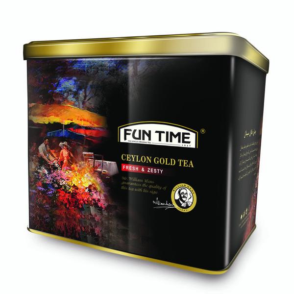 چای طلای سیلان فان تایم مقدار 500 گرم