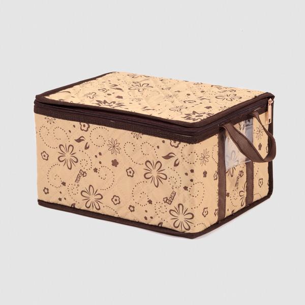 باکس جامه اسکلت دار هومتکس مدل شکوفه کد415 سایز صفر