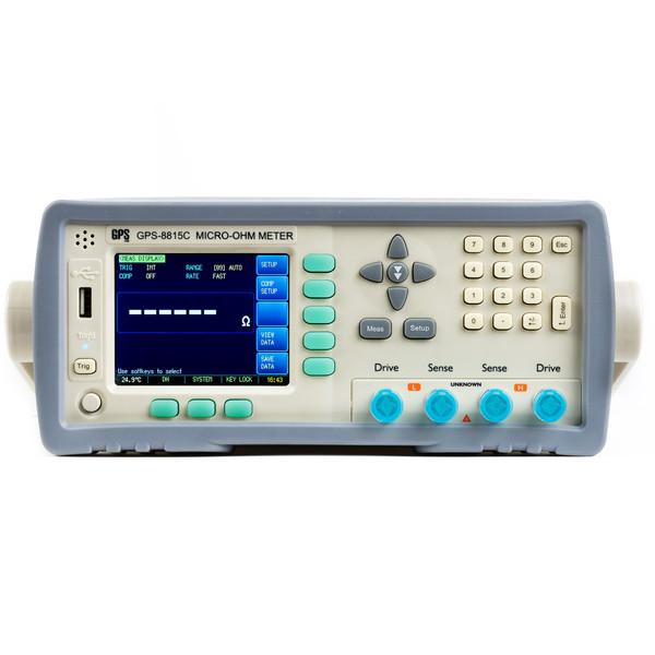 میکرواهم متر جی پی اس مدل GPS-8815C
