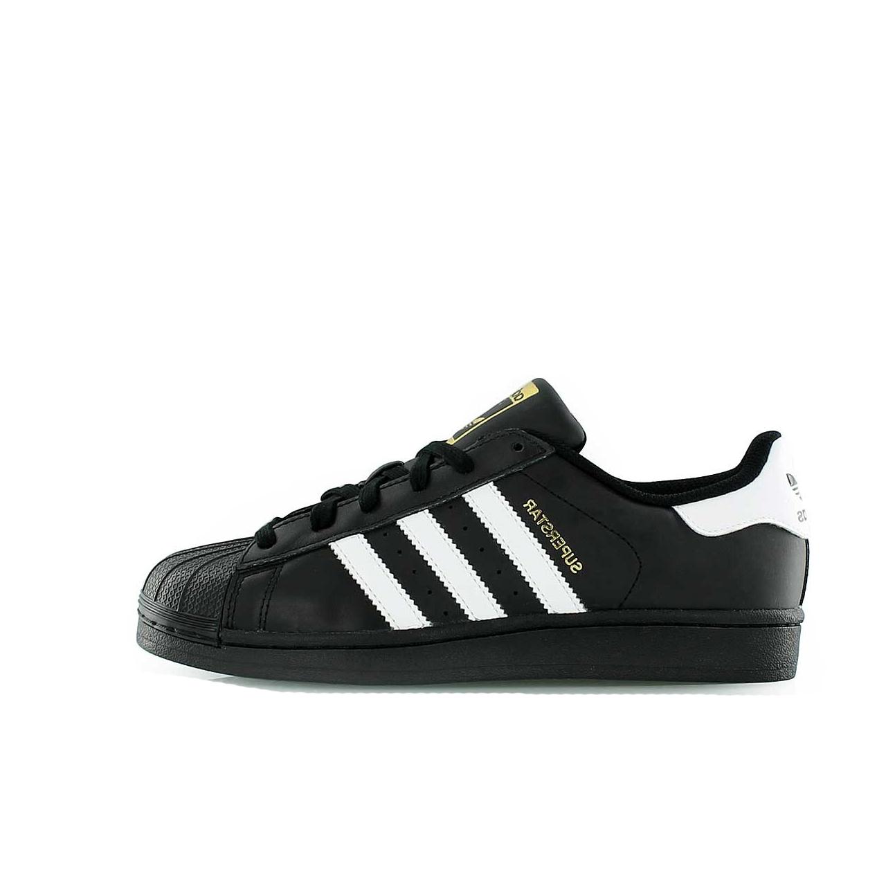 کفش راحتی مردانه آدیداس مدل SUPER STAR کد B27140