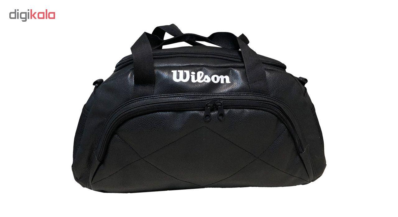 ساک ورزشی ویلسون مدل KS-01