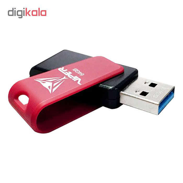 فلش مموری پتریوت مدل VIPER USB3.1 Gen1 ظرفیت 64 گیگابایت