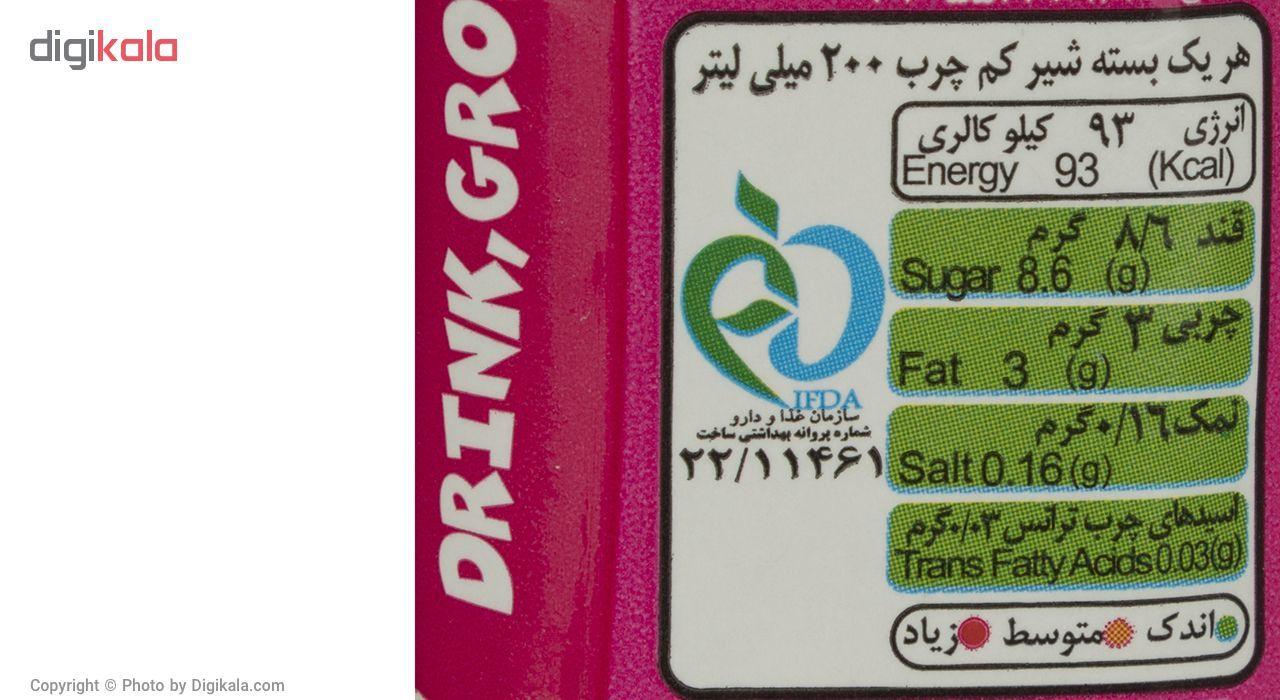 شیر کم چرب دومینو - بسته 6 عددی main 1 3