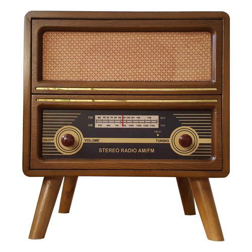 دراور طرح radio box