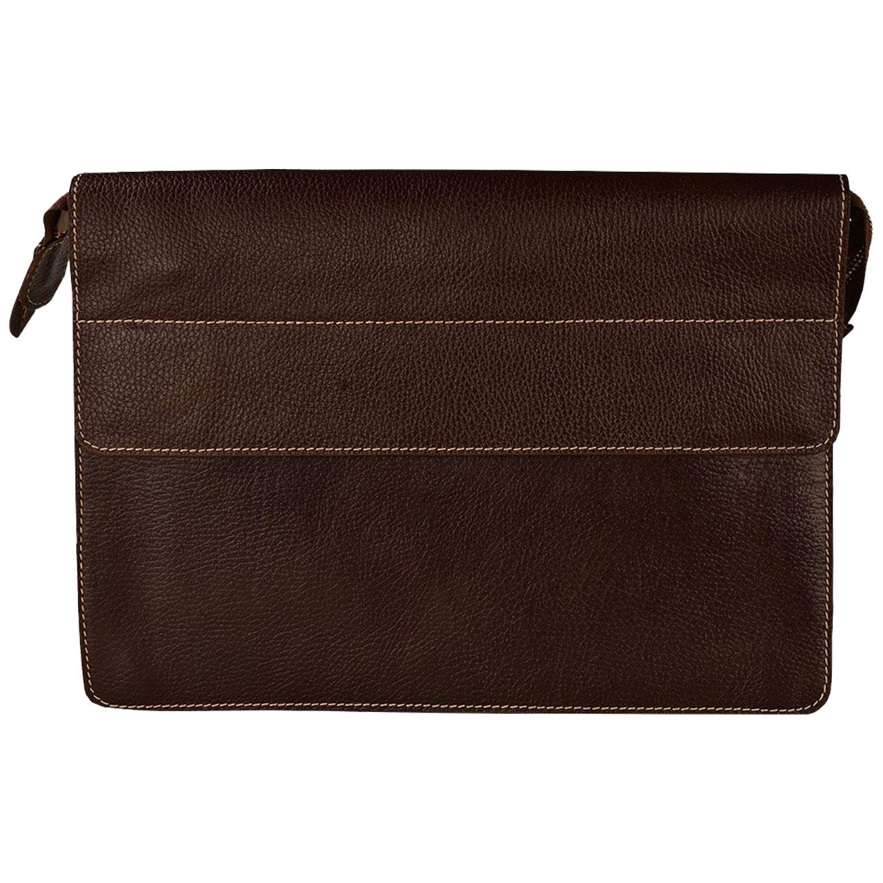 کیف دستی کهن چرم مدل PF41-12
