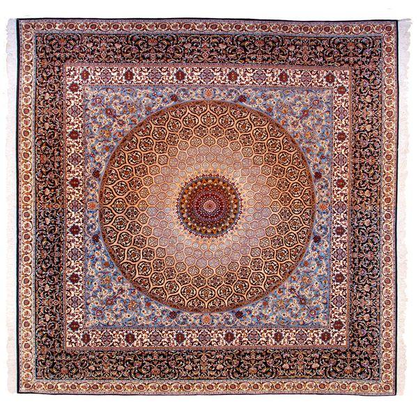 فرش دستباف ده و نیم متری کد 9709110