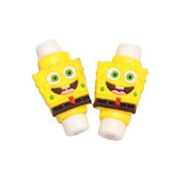 محافظ کابل مدل Sponge Bob بسته 2 عددی