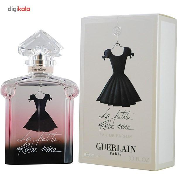 ادو پرفیوم زنانه گرلن مدل La Petite Robe Noire حجم 100 میلی لیتر