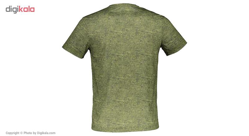 تی شرت مردانه بیلسی مدل TB18ML07S3894-1-SAGESNOW