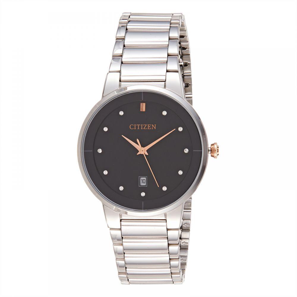 ساعت مچی عقربه ای مردانه سیتی زن مدل BI5014-58E