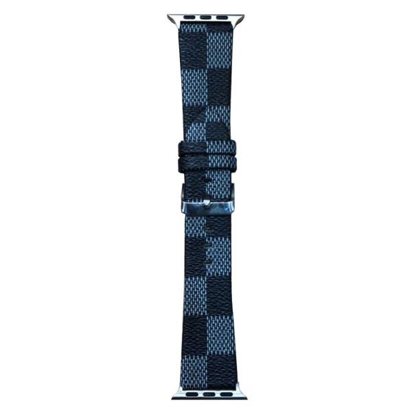 بند چرمی مدل Blue مناسب برای اپل واچ 42 میلی متری