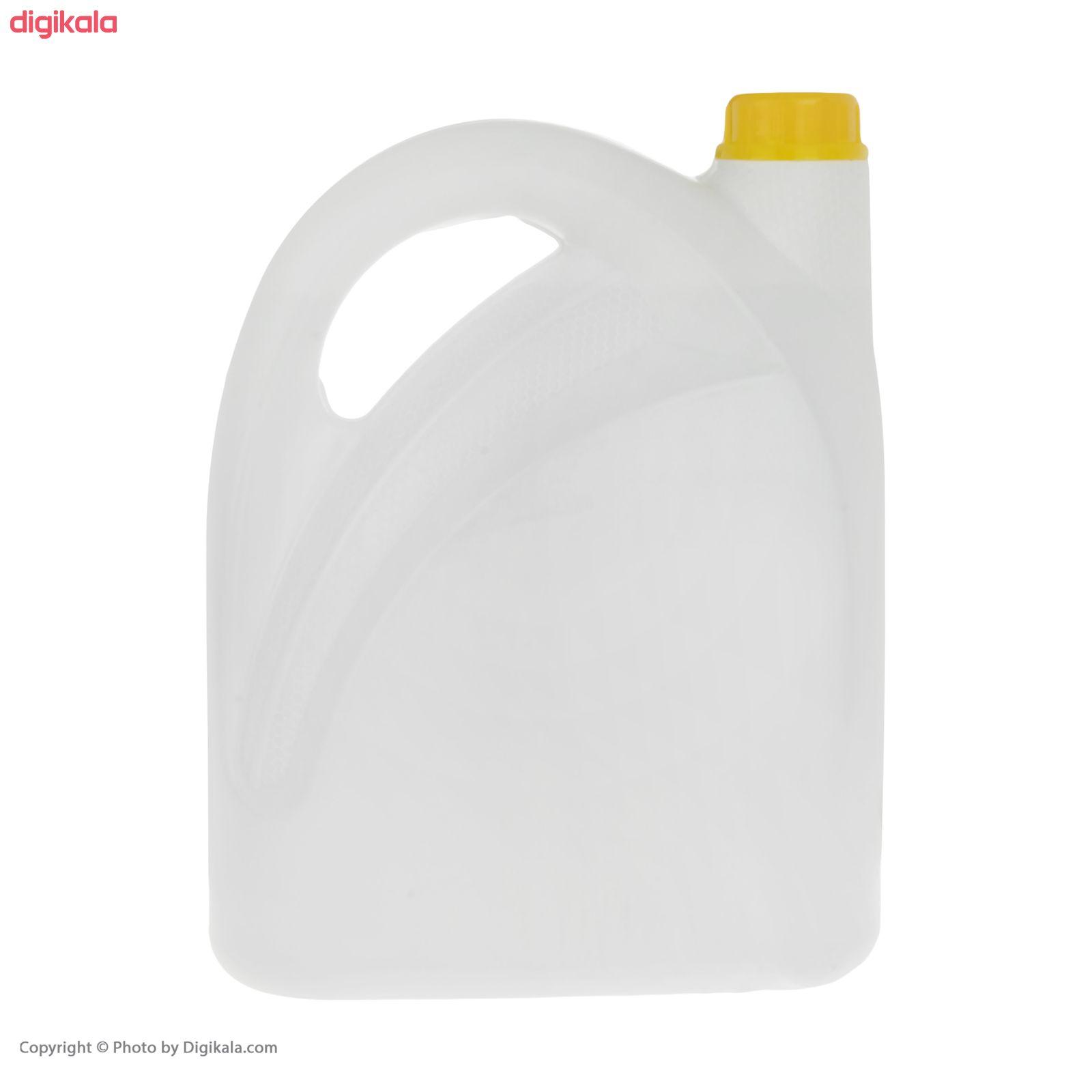 مایع ظرفشویی تاژ حاوی سرکه با رایحه لیمو سبز مقدار 3.75 کیلوگرم main 1 2