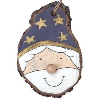 آویز درخت کریسمس مدل بابانوئل