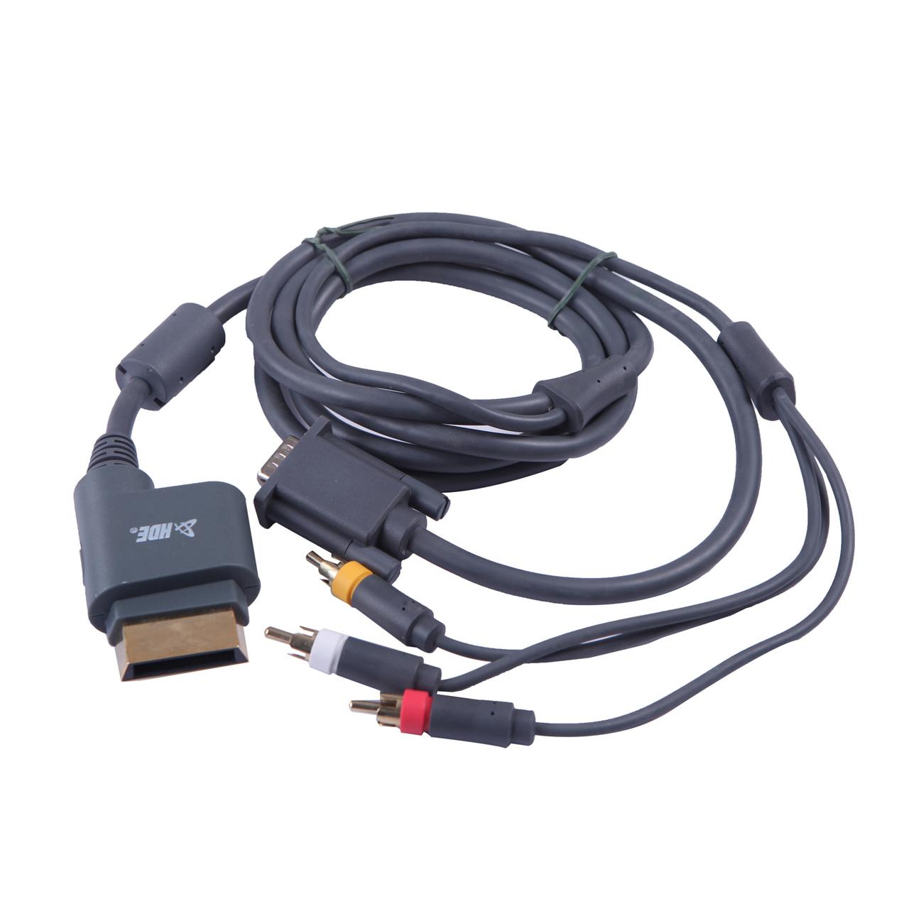 کابل انتقال تصویر مدل B8V-00008 مناسب برای XBOX 360