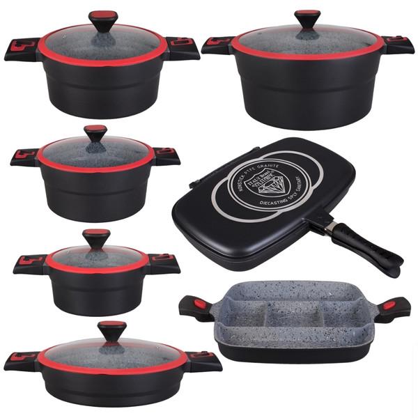 سرویس پخت و پز 12 پارچه سولایتر مدل italy 037