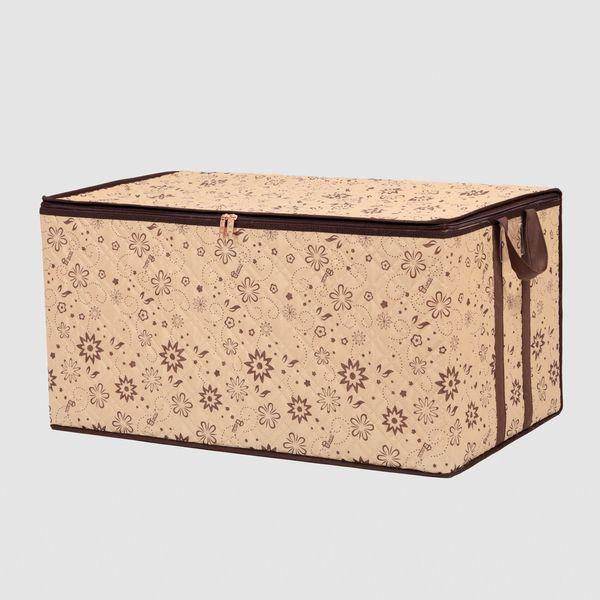 باکس جامه اسکلت دار هومتکس مدل شکوفه کد 378 سایز سه