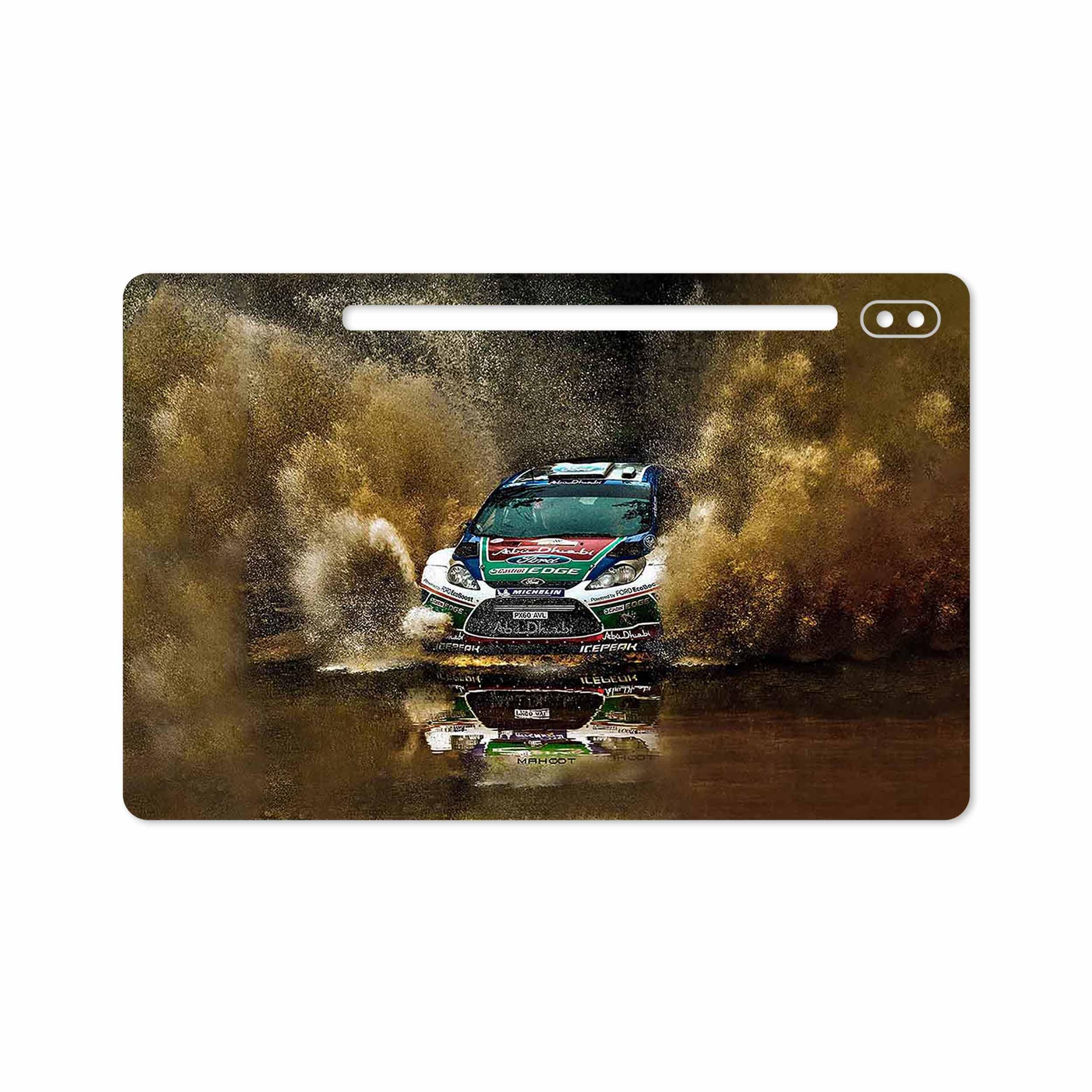 بررسی و خرید [با تخفیف]                                     برچسب پوششی ماهوت مدل Rally مناسب برای تبلت سامسونگ Galaxy Tab S6 2019 SM-T865                             اورجینال