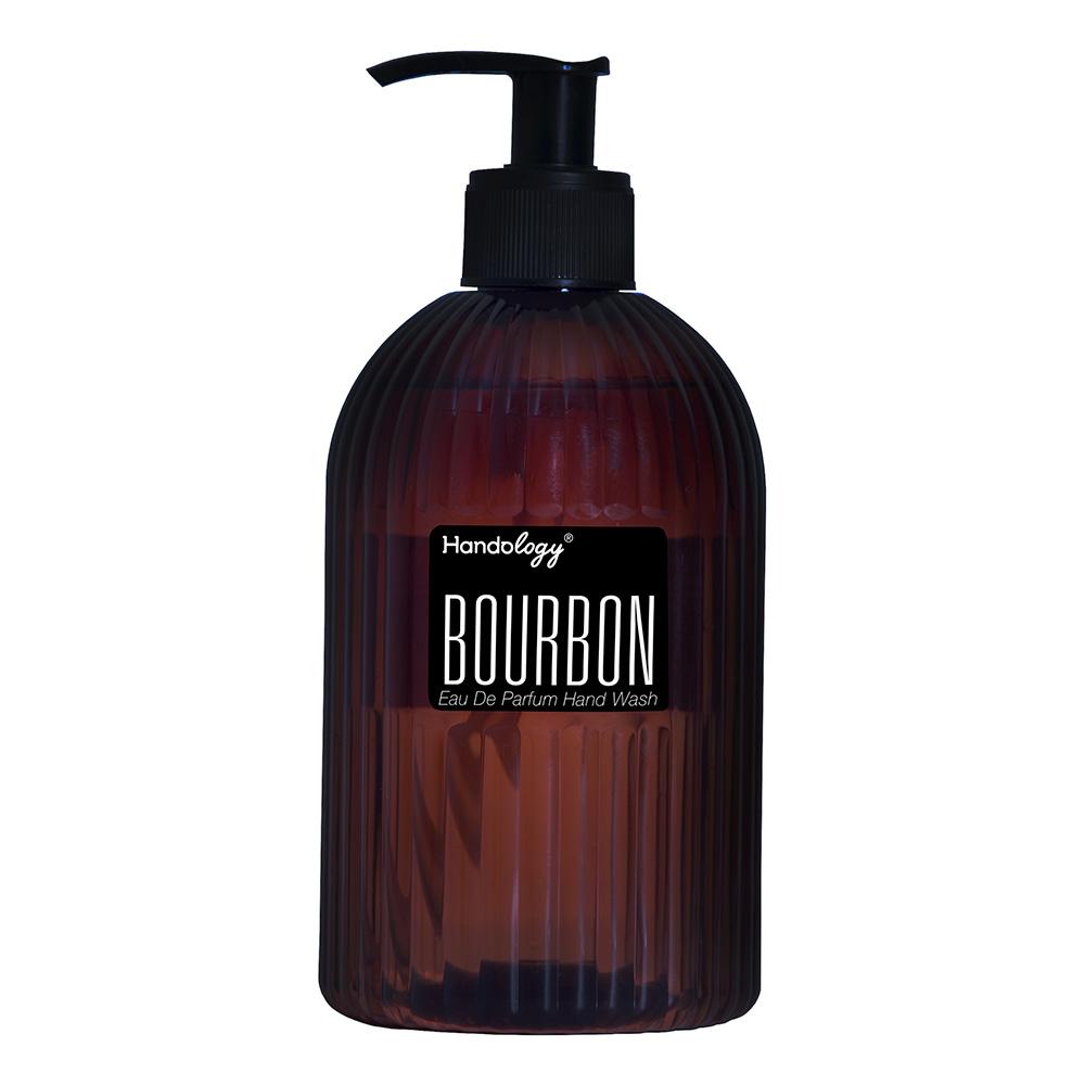 مایع دستشویی هندولوژی مدل bourbon-1 حجم 470 میلی لیتر