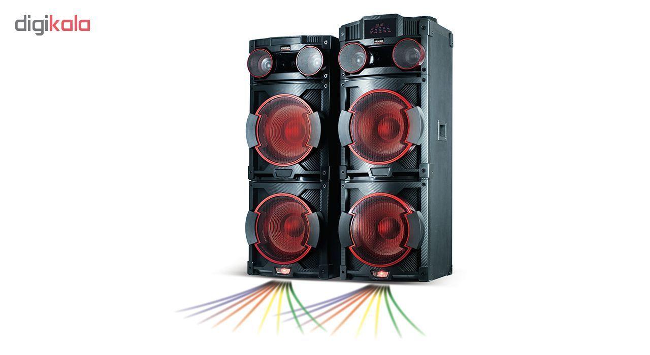پخش کننده خانگی میکرولب مدل DJ-1202 main 1 10