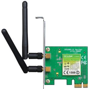 کارت شبکه بیسیم 300Mbps تی پی-لینک TL-WN881ND